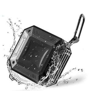 Portable Waterproof Bluetooth Speaker