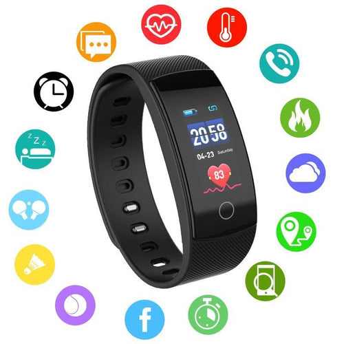 Heart Rate Wrist Watch