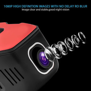 Wireless 165 Degree Lens Dash Camera