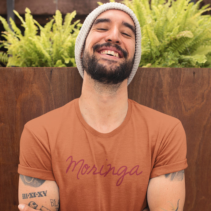Sunset Moringa Men's T-Shirt