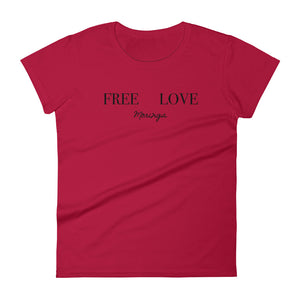 FREE LOVE Moringa Women's T-shirt