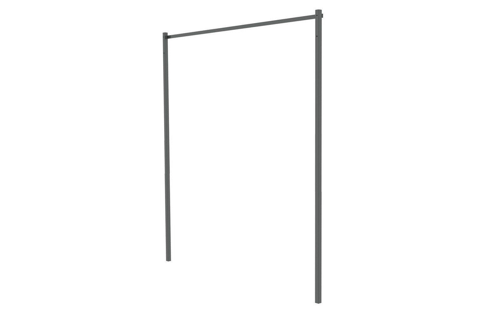Hills Folding Frame Ground Mount Kit - Fold Down Accessory - Hills - Clothesline Installation Australia