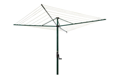Austral Foldaway 45 Rotary Clothesline - Heritage Green - Clotheslines Installation Australia