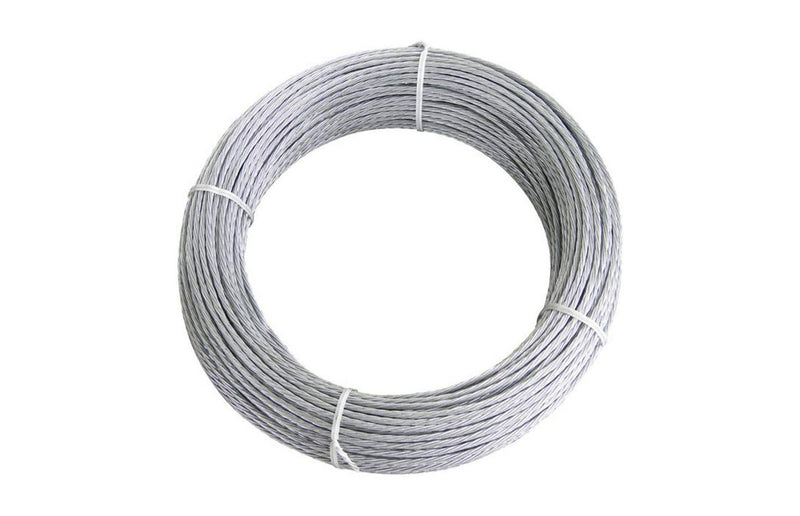 Austral Galvanised Clothesline Wire - Galvanised Rolled Wire - Clotheslines Installation Australia