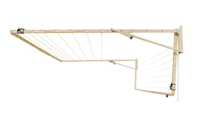 Austral Addaline 35 Clothesline - Small Frame Down - Clotheslines Installation Australia