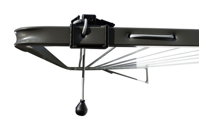 Austral Compact 28 Clothesline - Close Up Line Tensioner - Clothesline Installation Australia