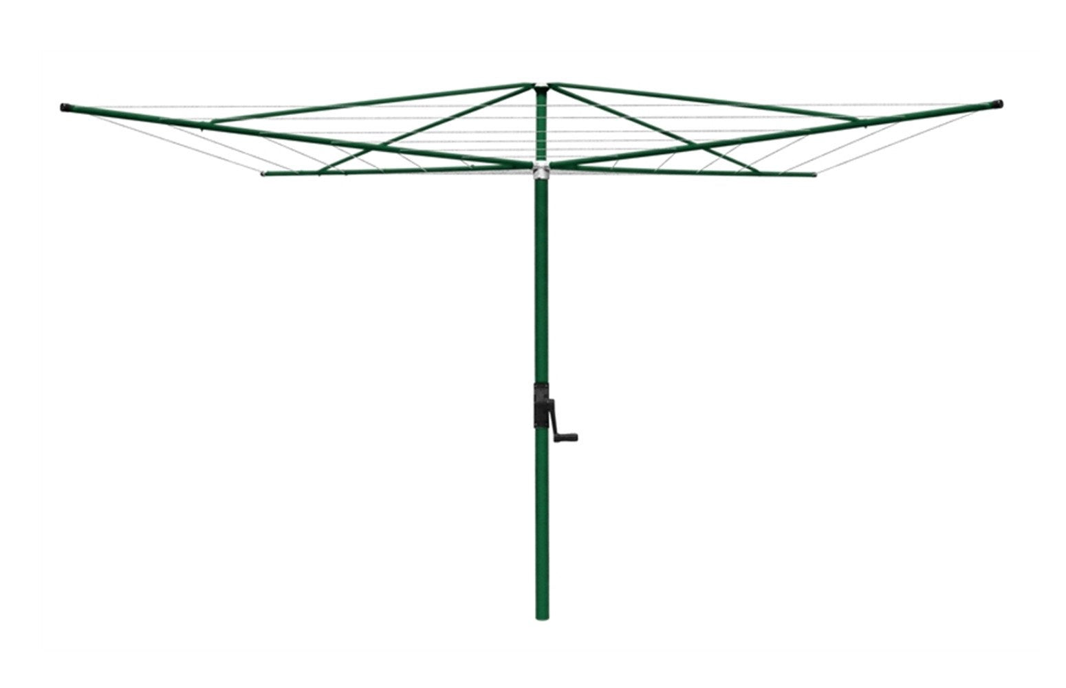 Austral Elite 4 Clothes Hoist - Heritage Green - Clotheslines Installation Australia