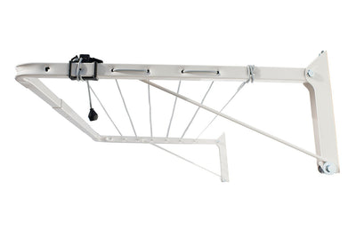 Austral Indoor Outdoor Clothesline - Right Perspective - Clotheslines Installation Australia