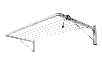 Austral Indoor Outdoor Clothesline - Colour White - Clotheslines Installation Australia