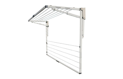 Hills Everyday Double Clothesline - Folding Frame - Hills - Lifestyle Clotheslines - 8