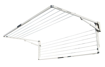 Hills Everyday Double Clothesline - Folding Frame - Hills - Lifestyle Clotheslines - 9