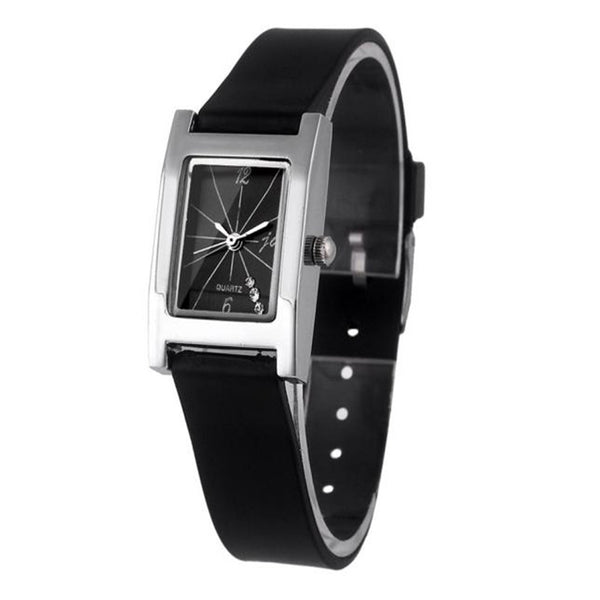 Luxury Square Dail Quartz Watch