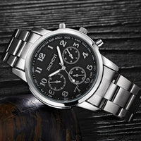 Men Luxury Waterproof Watch Man Six-pin Sport Military