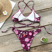 FULL BLOOM BIKINI SET