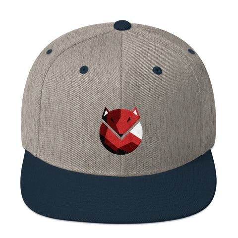 Wild Fox Snapback Hat - Find Art Co.