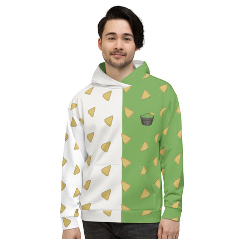 Nachos All-Over Hoodie - Find Art Co.
