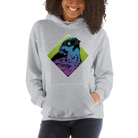 Bluebird Hooded Sweatshirt - Find Art Co.