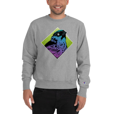 Bluebird Champion® Sweatshirt - Find Art Co.