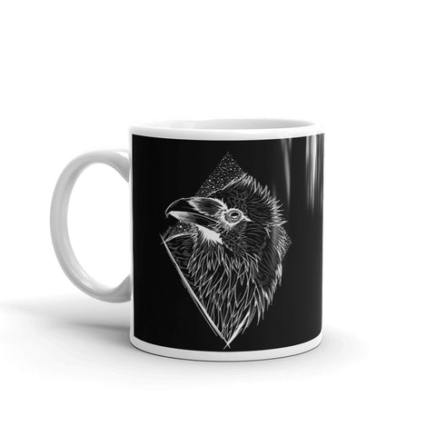 Raven Mug - Find Art Co.