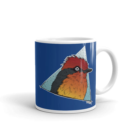 Vermilion Flycatcher Mug - Find Art Co.