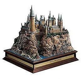 Hogwarts School Sculpture