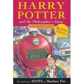 Harry Potter and the Philosophers Stone - Scots Edition