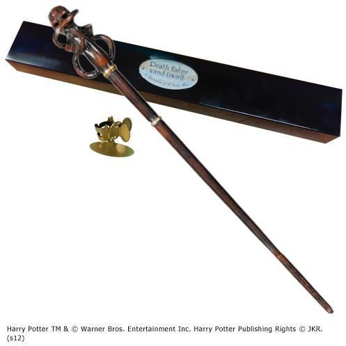 Death Eater (Swirl) Character Wand