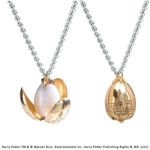 The Golden Egg Pendant