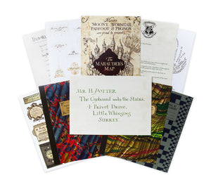 Mina Lima The Hogwarts Series Postcards