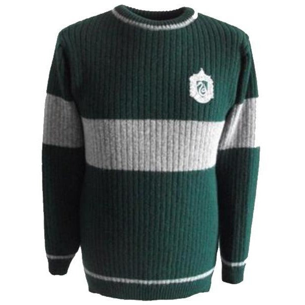 Official Slytherin Quidditch Jumper