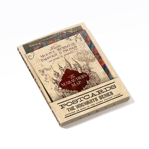 MinaLima The Hogwarts Series Postcard Pack