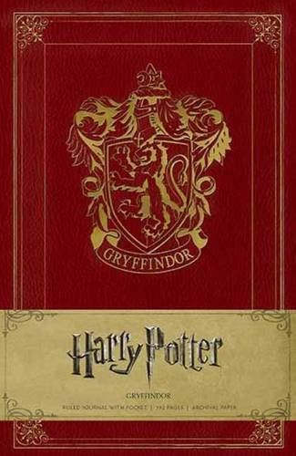 Gryffindor A5 Ruled Journal