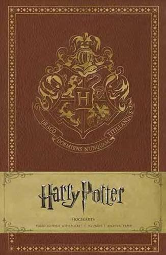 Hogwarts A5 Ruled Journal
