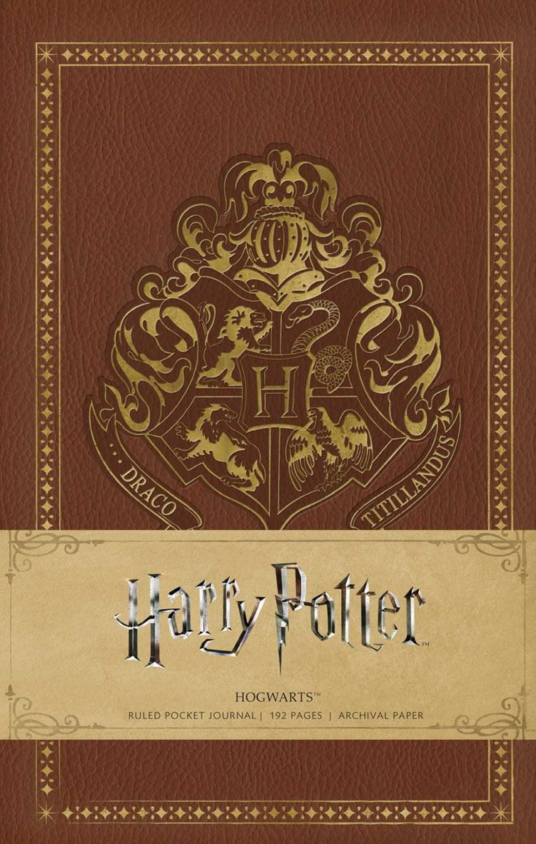 Hogwarts Pocket Journal