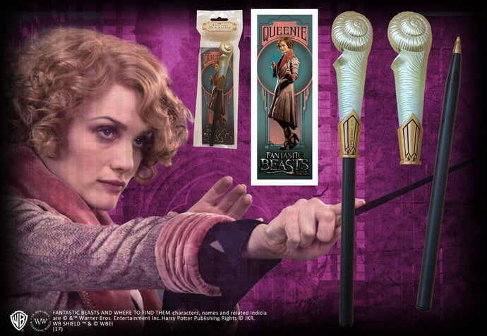 Queenie Goldstein Wand Pen & Bookmark