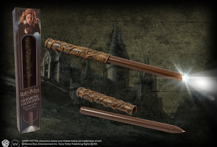 Hermione Granger Illuminating Wand Pen
