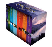 Harry Potter: Complete Paperback Collection