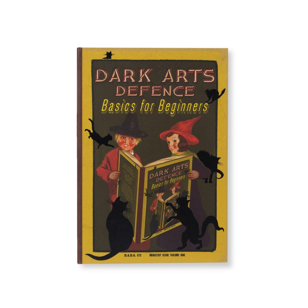 MinaLima Dark Arts Defence: Basic for Beginners Journal