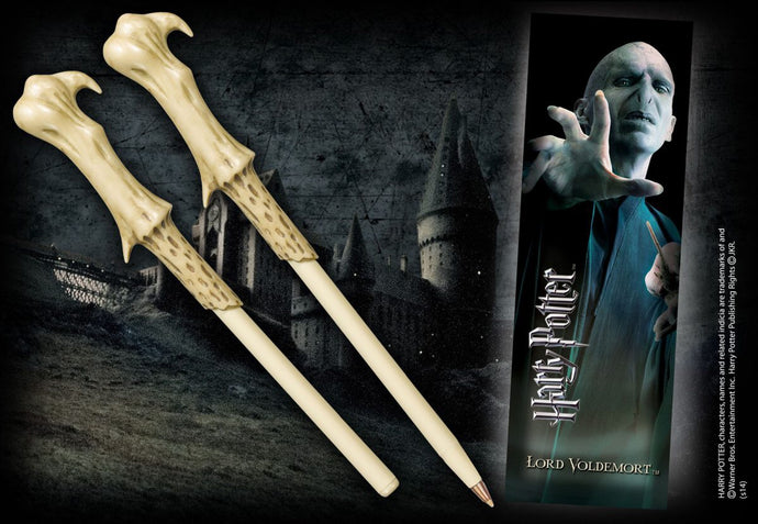Voldemort Wand Pen & Bookmark