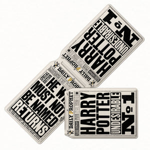 MinaLima Daily Prophet Card Holder
