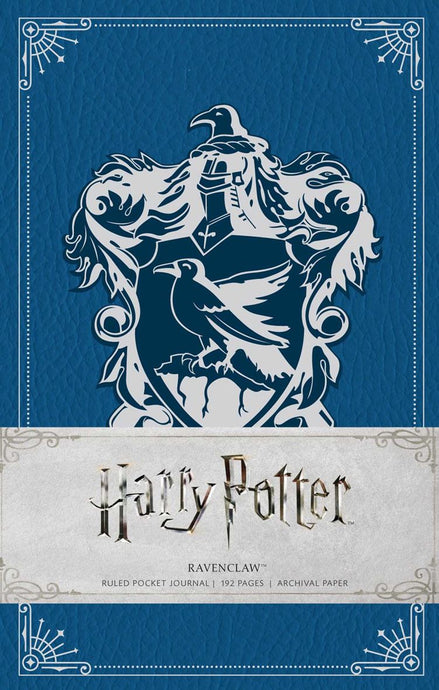 Ravenclaw A5 Ruled Journal