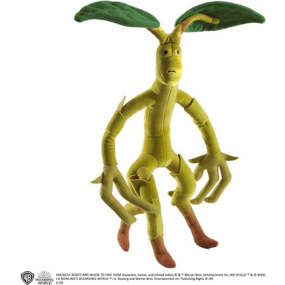 Bowtruckle Collector Plush