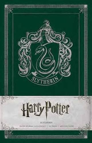 Slytherin A5 Ruled Journal