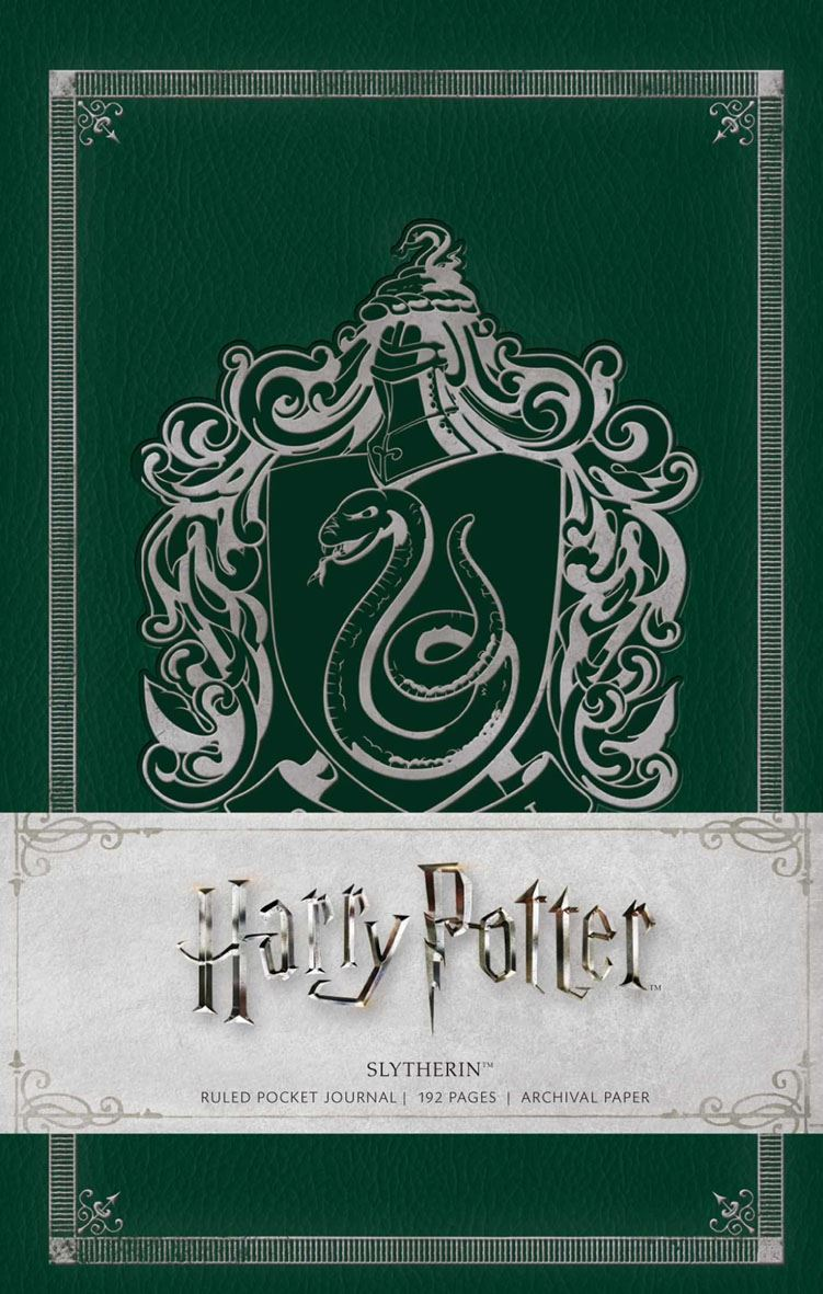 Slytherin Pocket Journal