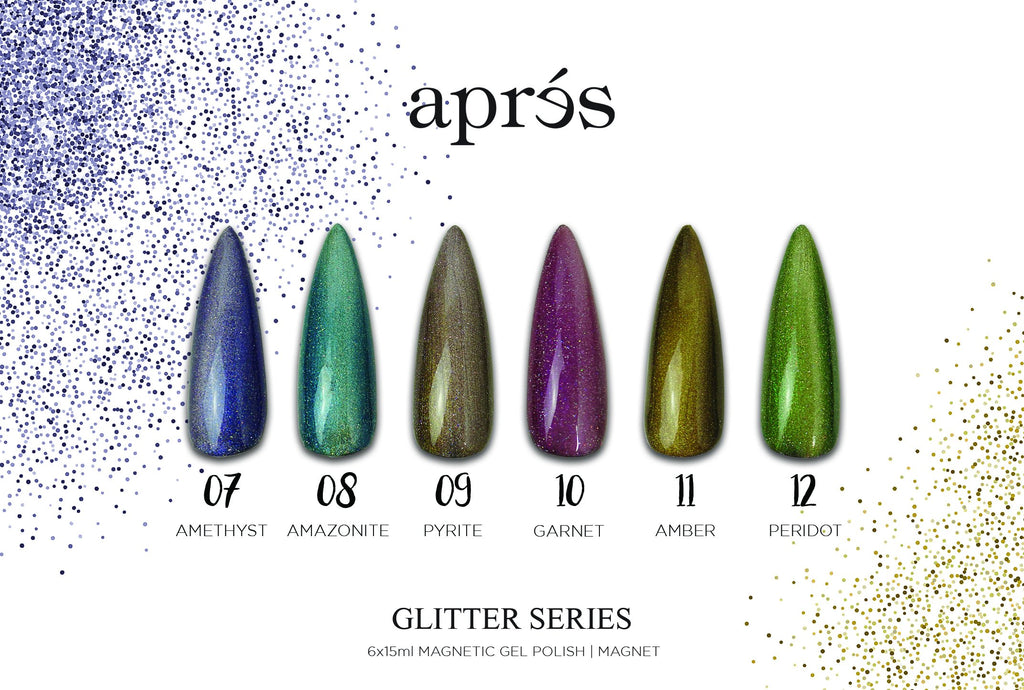 HypnoGel Set No. 3 - Glitter Series