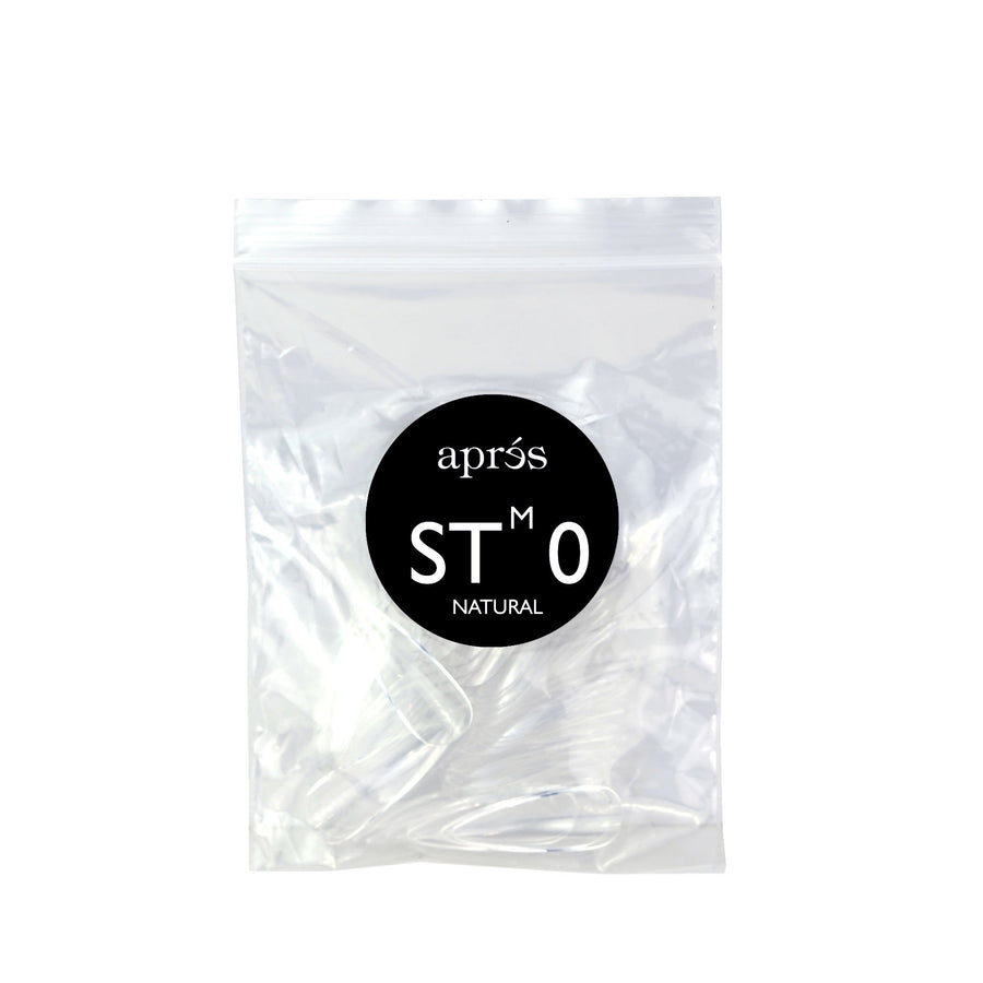 Natural Stiletto Medium Refill Bags