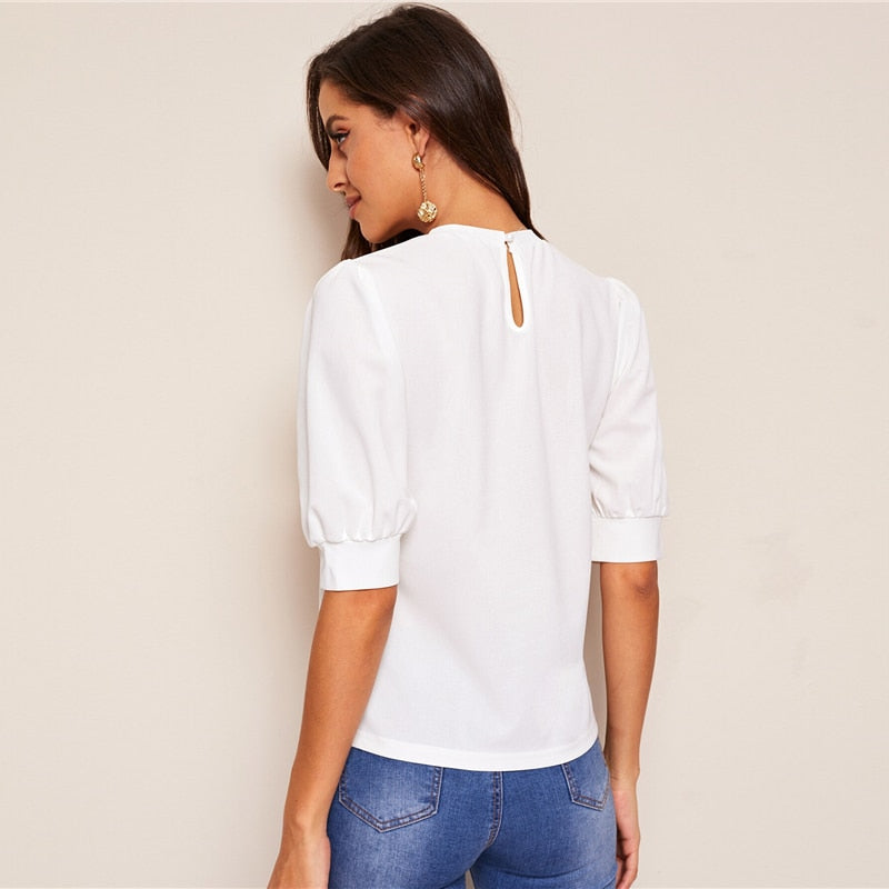 Franconia Top / White - NEW ARRIVAL