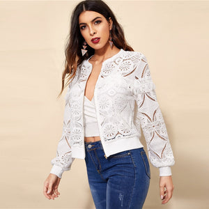 Lyon Lace Jacket - NEW ARRIVAL