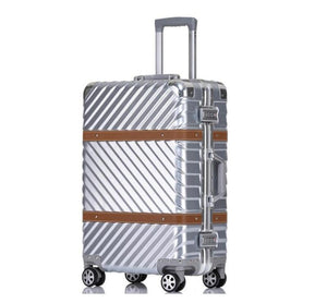 "Travel Aluminium Frame 20"" Suitcase (6 colors available)"
