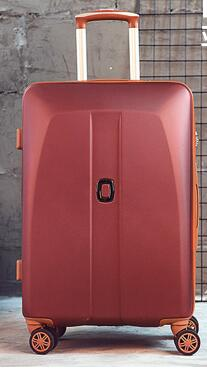 "Wanderer Must-Have 24"" Trolley Suitcase (8 colors available)"